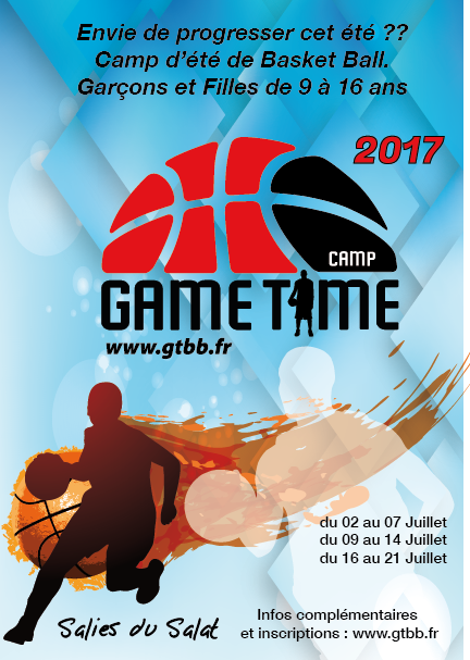 17 Gametime CampEte