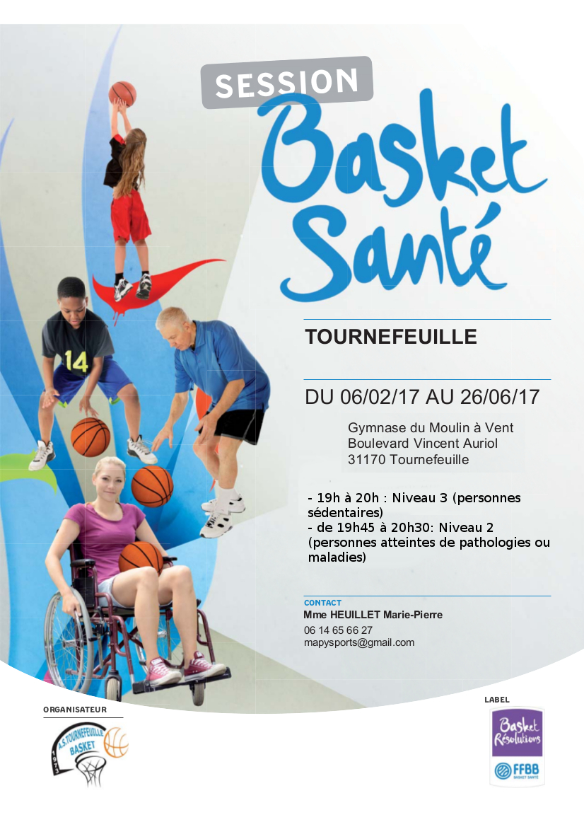 BS Affiche Basket